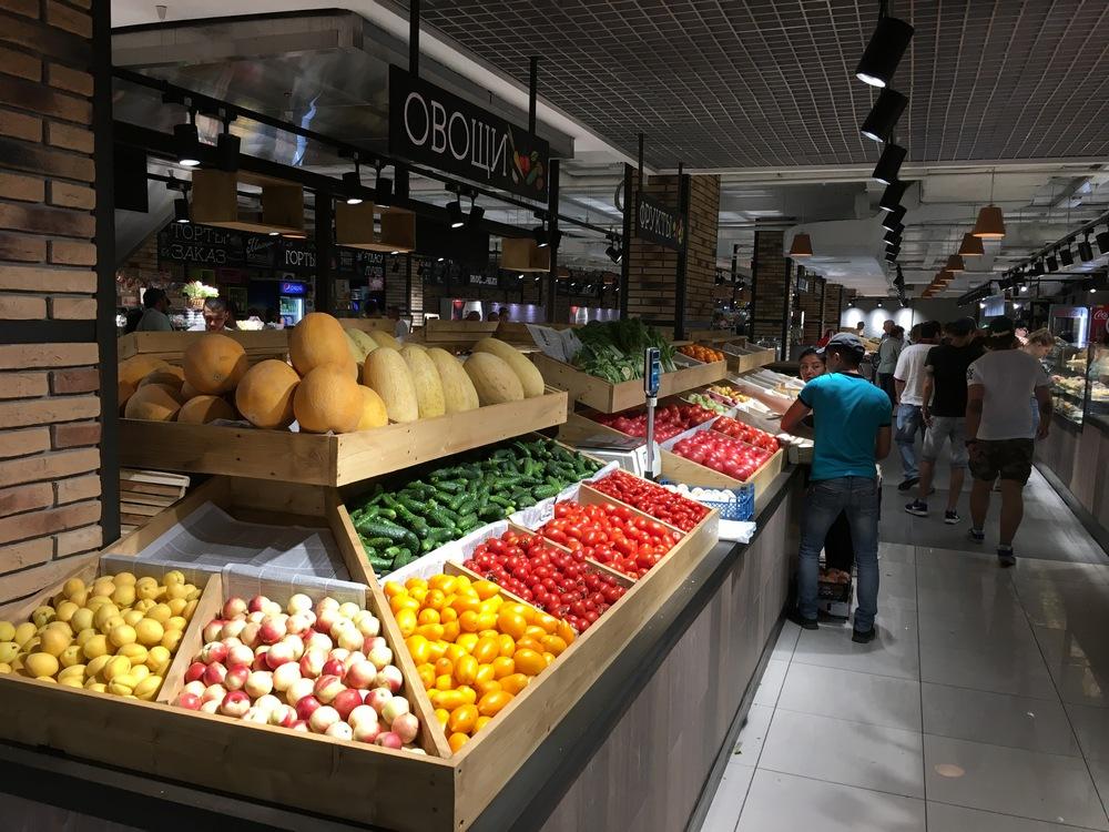 Фермерский рынок — место где живут свежие и вкусные продукты