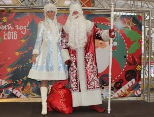 Фотоотчёт от Деда Мороза!