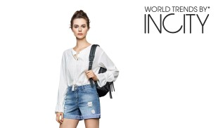 INCITY представляет весенне-летнюю коллекцию 2016 года!