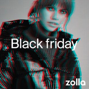 Black Friday в магазинах Zolla!