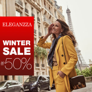 В ELEGANZZA расширение SALE до 50%